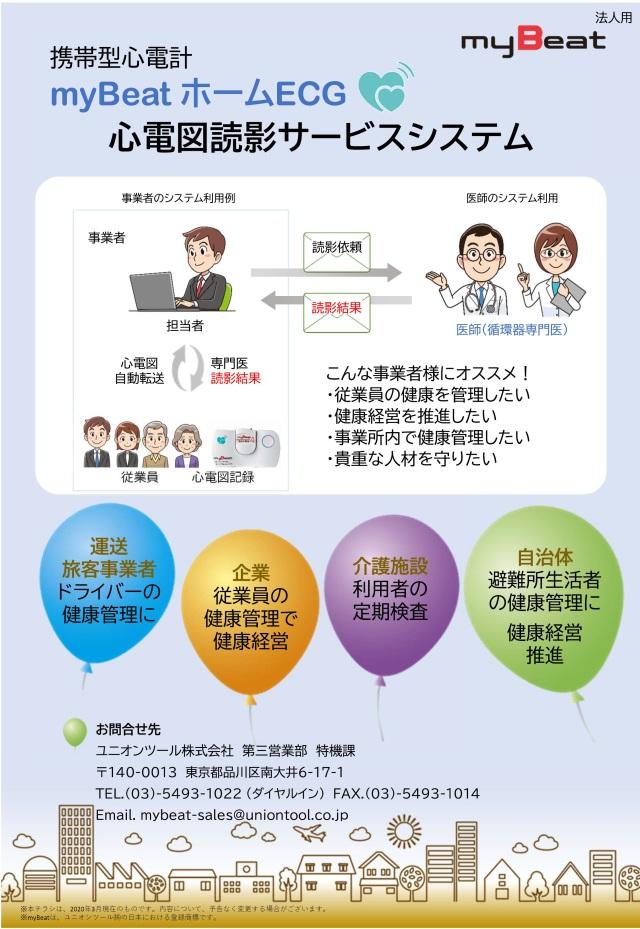 心電図読影サービスシステム